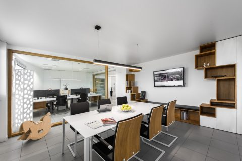 KUB premises - KUB arhitektura