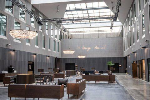 HOTEL CLARION AIR - KUB arhitektura