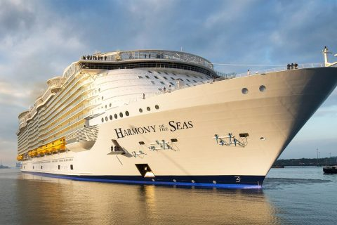 Harmony of the seas (Oasis 3) - KUB arhitektura