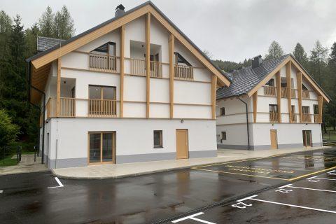 RESIDENTIAL HOUSE IN KR. GORA - KUB arhitektura